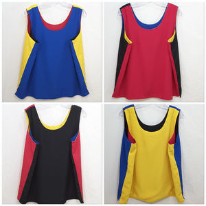 Tops - *PLUS* 4-IN-1 Color Block Tank, size 2X